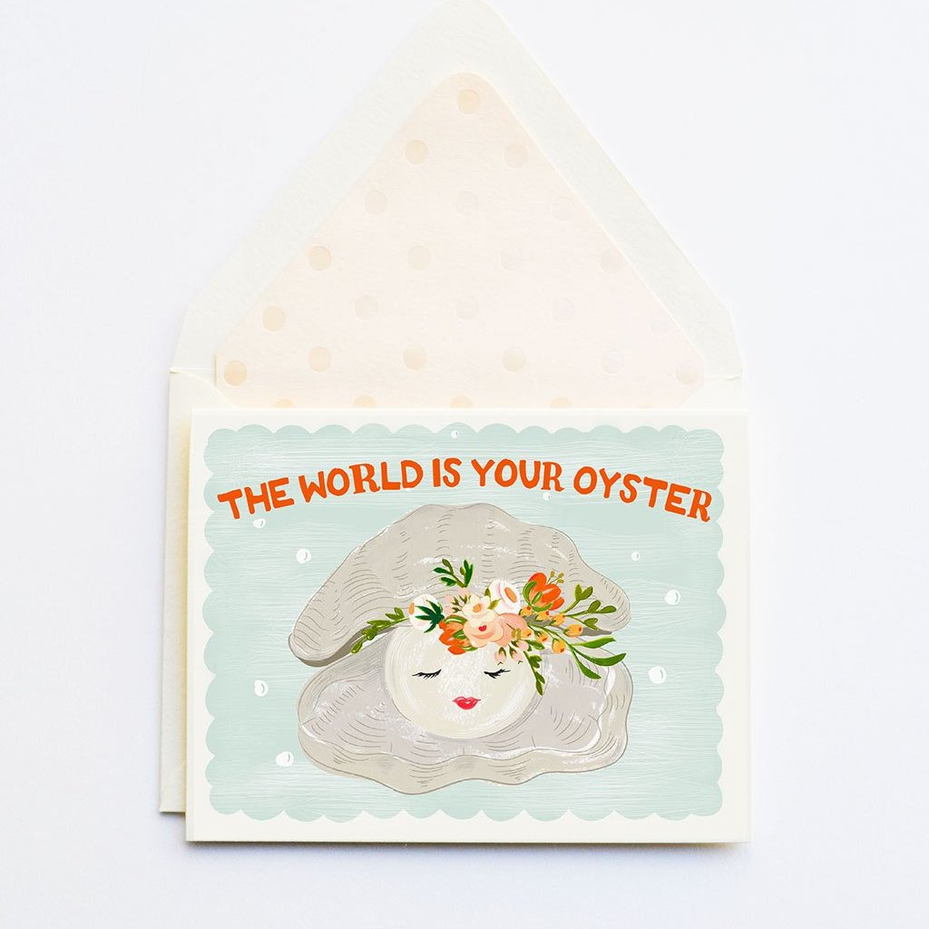 The First Snow: The World is Your Oyster Card