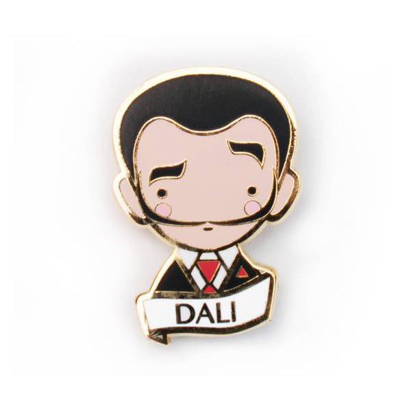 Sketch Inc: Dali Brooch