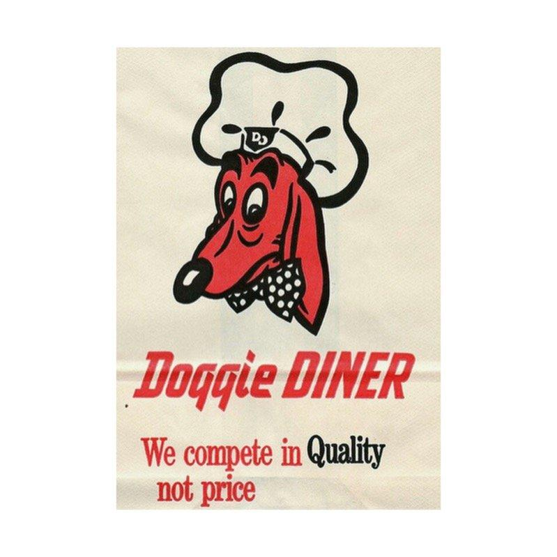 PSA Press: Doggie Diner Pin