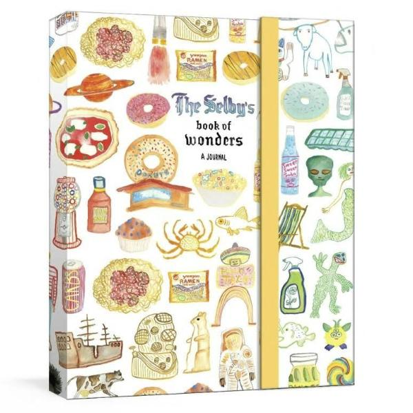 The Selby's Book of Wonders, A Journal