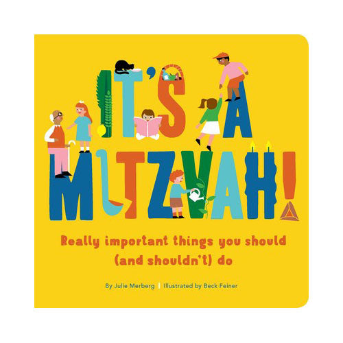 It's a Mitzvah!