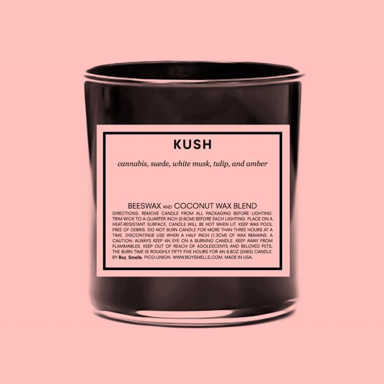 Boy Smells: Kush Candle