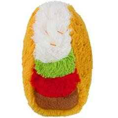 Squishable: Taco Plush Toy, Mini