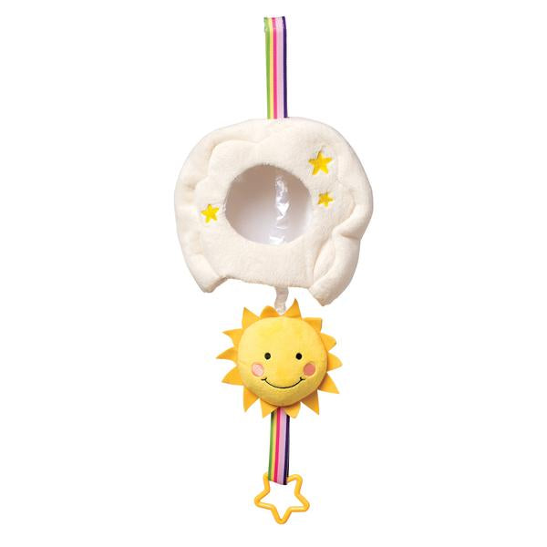 Manhattan Toy Company: Lullaby Sun Musical Pull Toy
