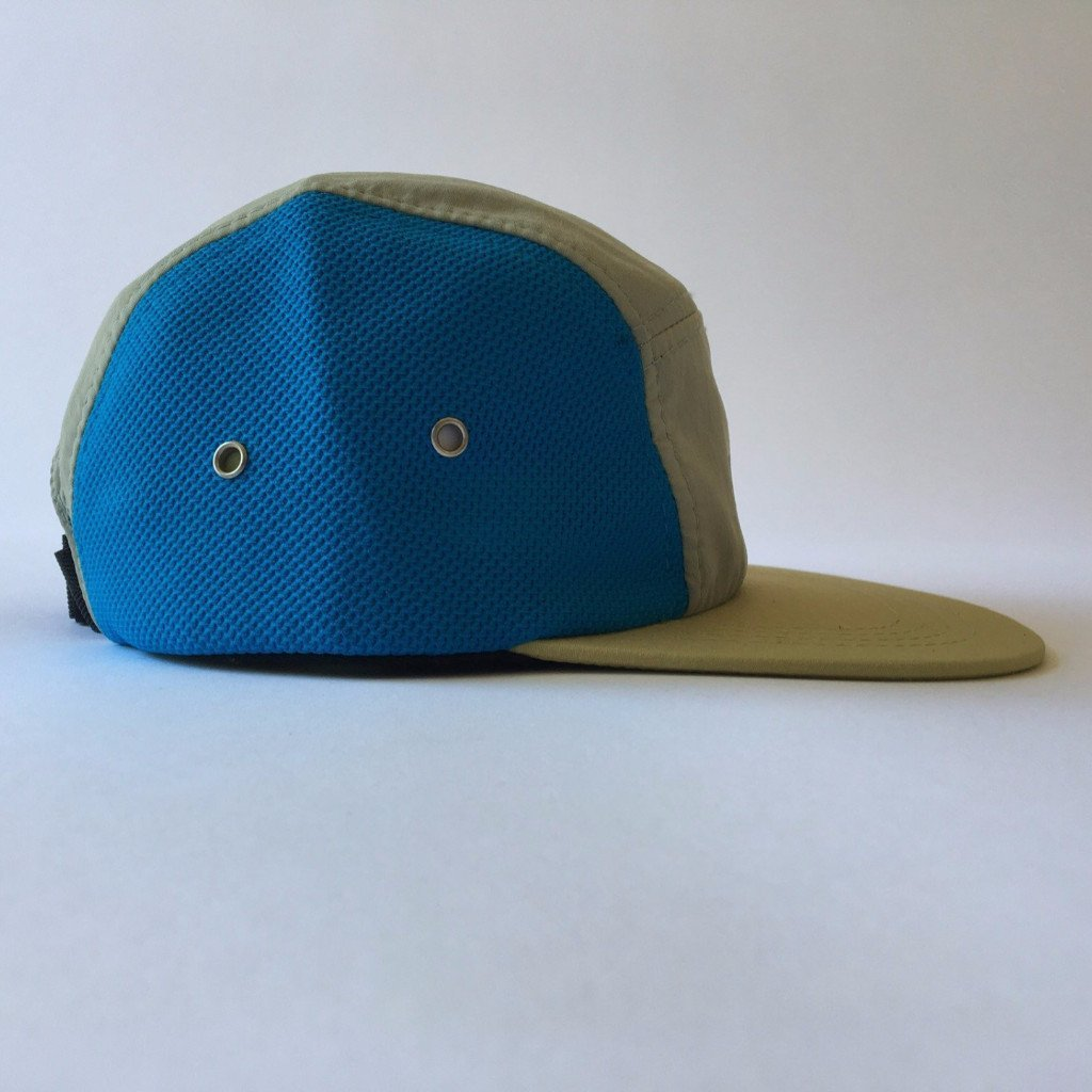 Kinship Cap Co: Nylon + Mesh 5-panel