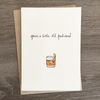 Fineasslines: A Little Old Fashioned Card