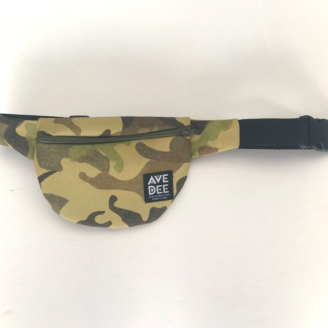 Avenue Dee: Camo Cartel Kids Fanny Pack