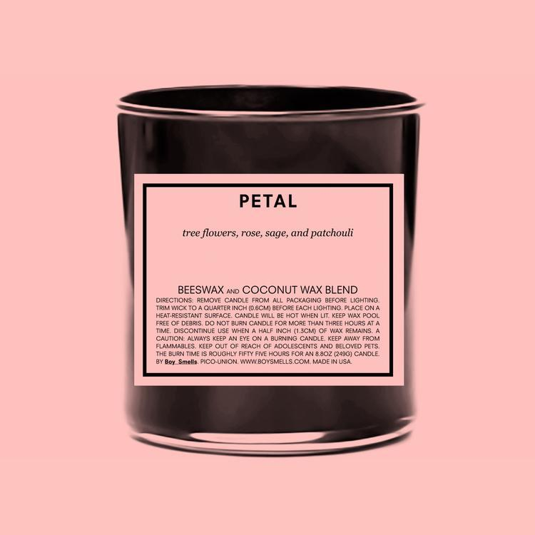 Boy Smells: Petal Candle