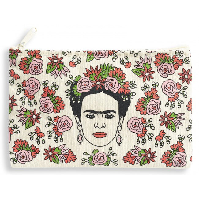 The Found: Frida Kahlo Pouch