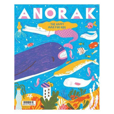 Anorak: Vol 40, Under the Sea