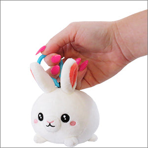 Squishable: Fluffy Bunny Keychain