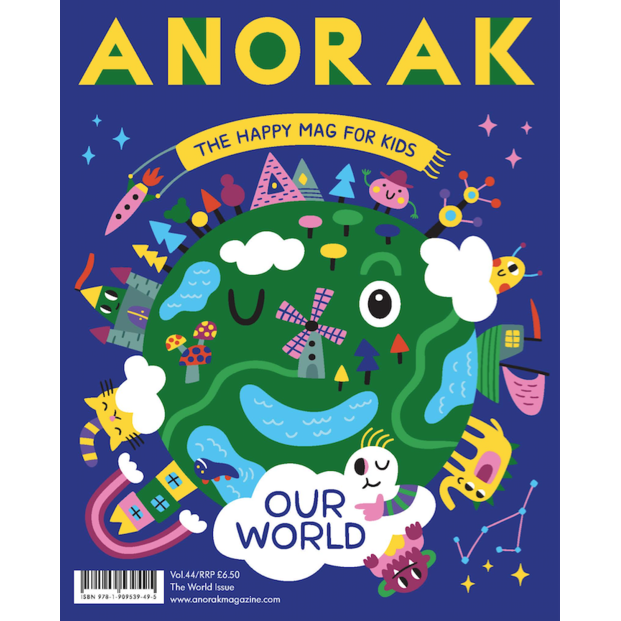 Anorak: Vol 44, World