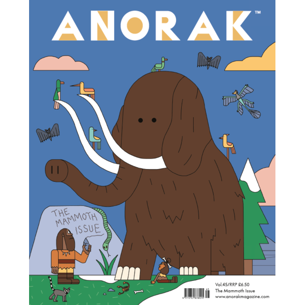 Anorak: Vol 45, Mammoths