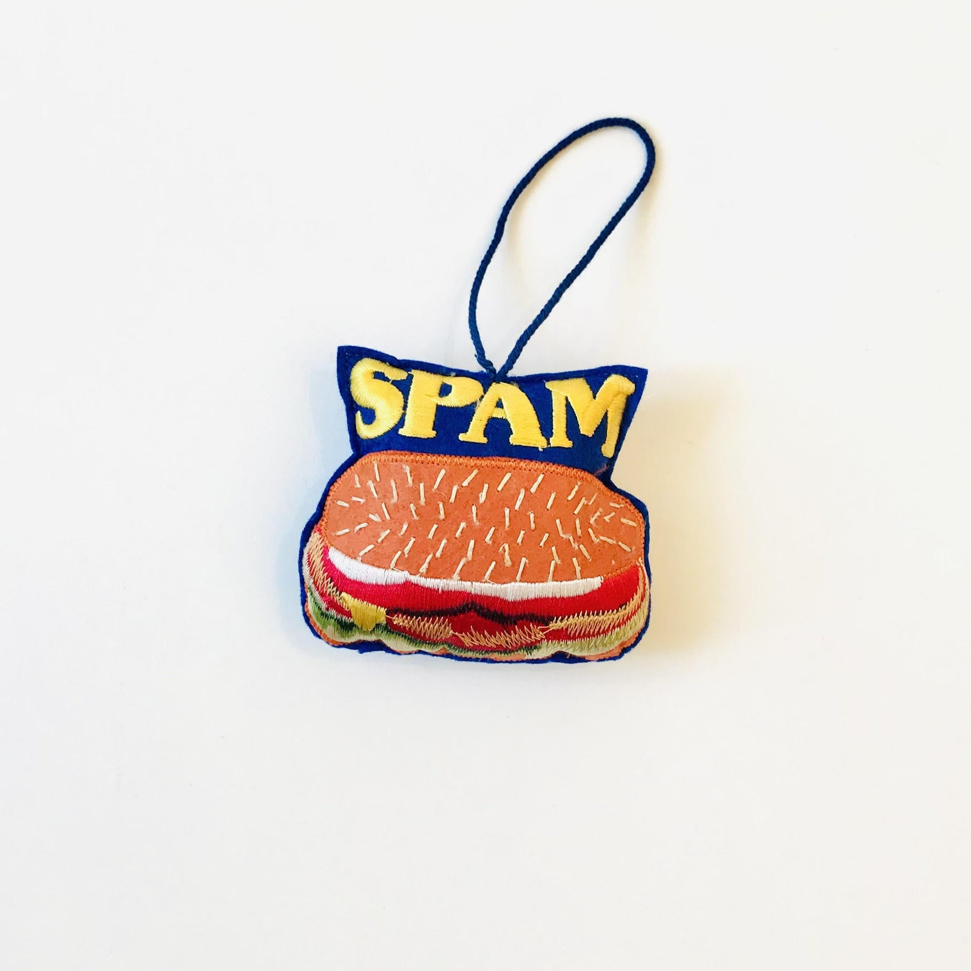 Cody Foster: Felted Spam Ornament