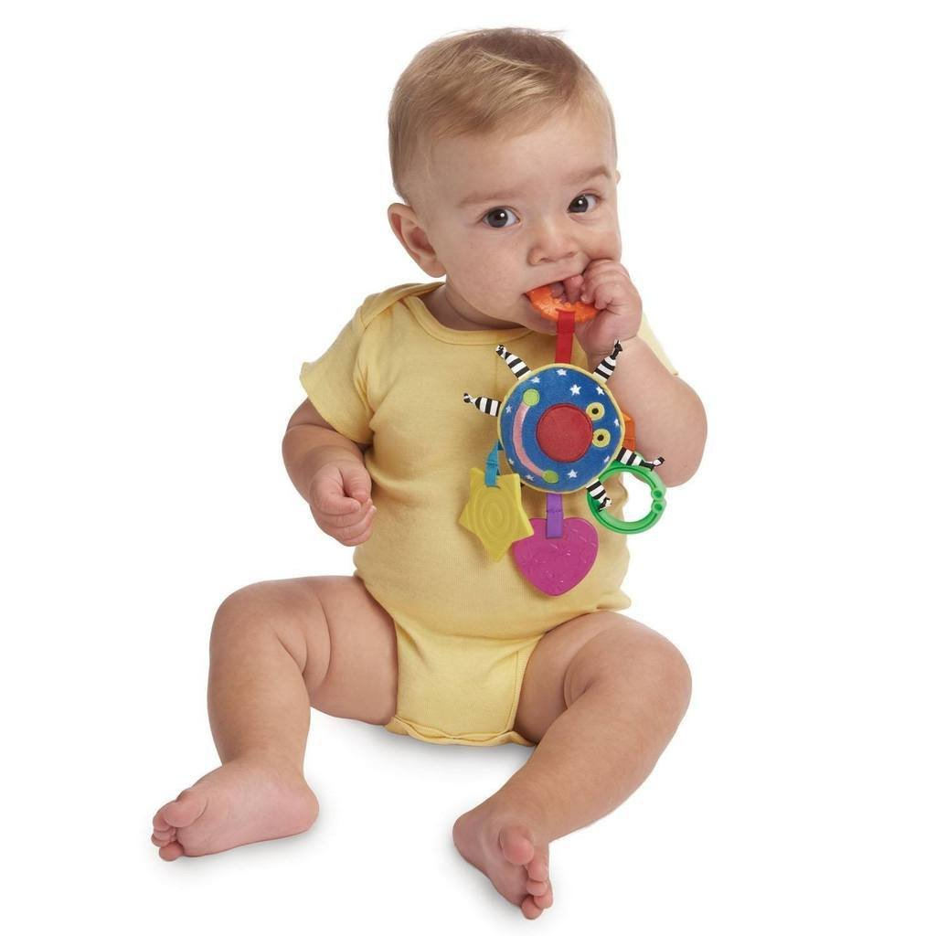 Manhattan Toy Company: Whoozit Orbit Teether