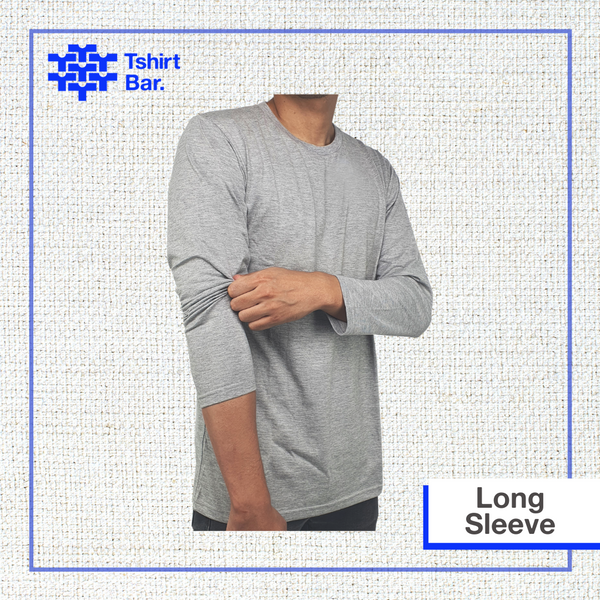 Long Sleeve Soft Cotton (30s)