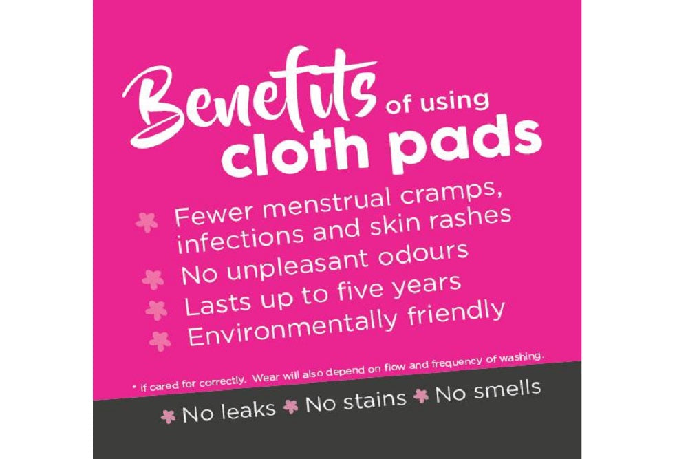 What is a Reusable Menstrual Pad?