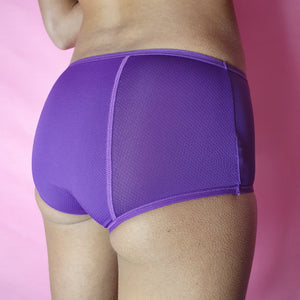Booty Brief Period Proof Purple