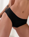 Medium Size Menstrual Underwear Black