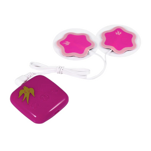 Period Pain Cramp Stop Device Purple