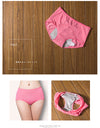 leak free period proof underwear pink