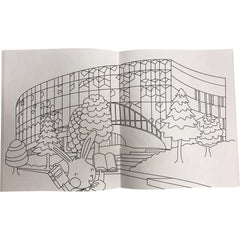 Magic of Reading Colouring Book - Calgary Public Library Store
