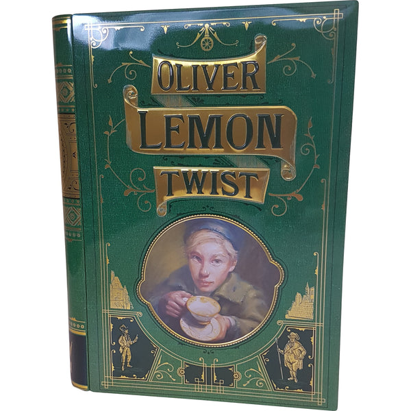 Oliver Lemon Twist Tea Tin