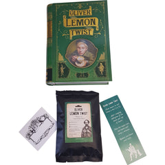 Oliver Lemon Twist Tea Tin - Calgary Public Library Store