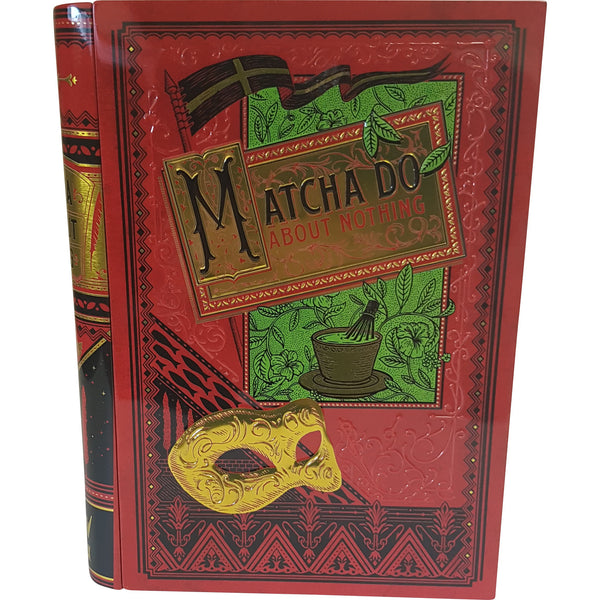 Matcha Do About Nothing Tea Tin