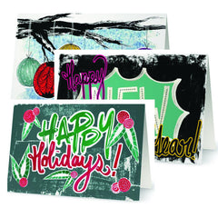 Holiday Cards - Calgary Public Library Store