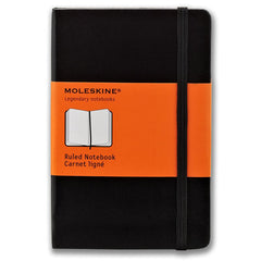 Moleskine Pocket Ruled Notebook - Calgary Public Library Store