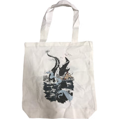 Reading Is Dreaming Tote Bag - Calgary Public Library Store