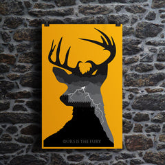 Game of Thrones Prints - Calgary Public Library Store