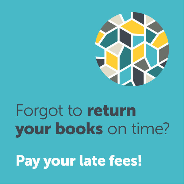 Pay your late fees!