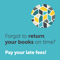 Pay your late fees! - Calgary Public Library Store