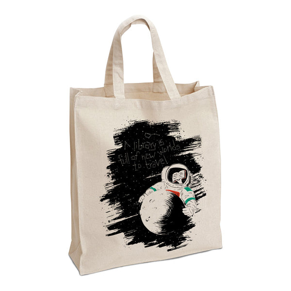Astronaut Large Tote