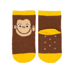 Curious George Kid Socks - Calgary Public Library Store