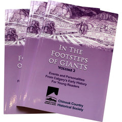 In The Footsteps of Giants - Calgary Public Library Store