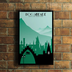 Harry Potter Prints - Calgary Public Library Store