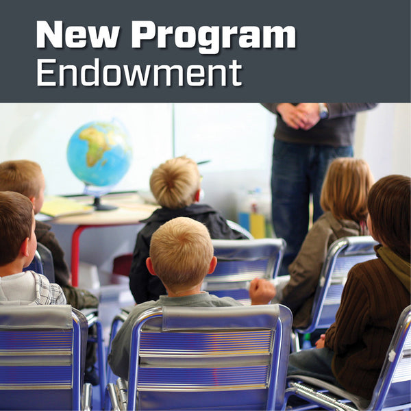 New Program Endowment