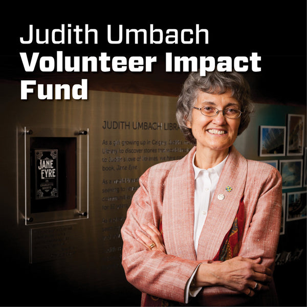 Judith Umbach Volunteer Impact Fund