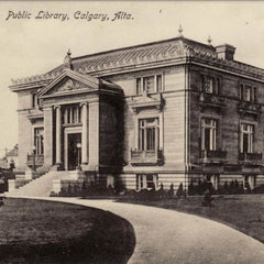 Community Heritage and Family History Digital Library - Calgary Public Library Store