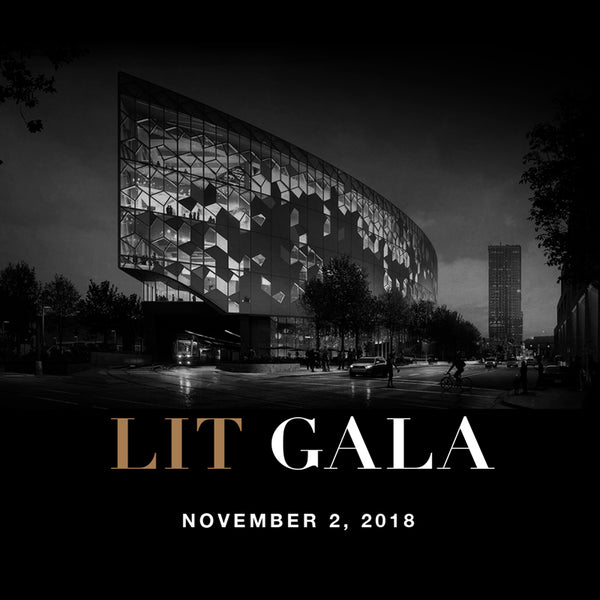 Donate to the Lit Gala
