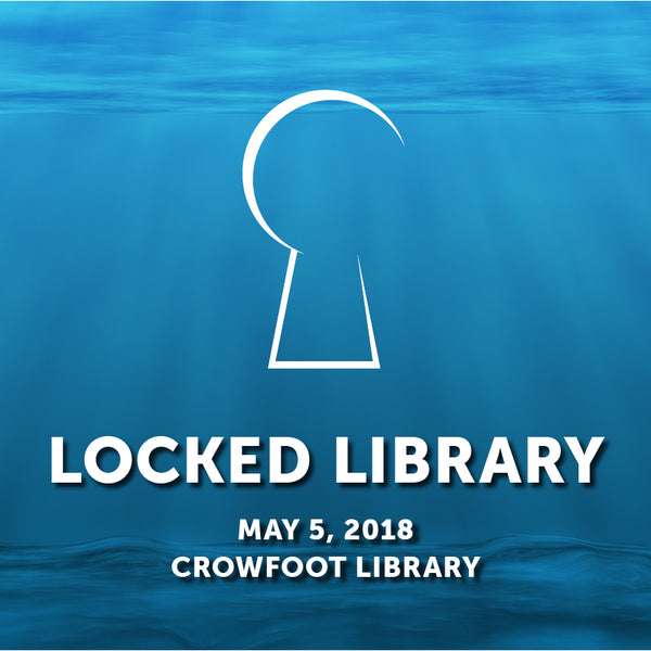 Library After Dark: Underwater Locked Library II