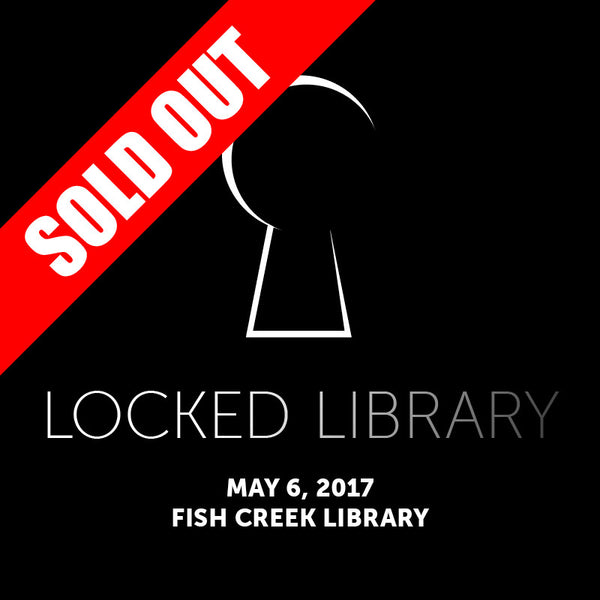 Library After Dark: Locked Library #2
