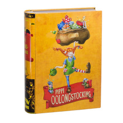Pippi Oolongstocking Tea Tin - Calgary Public Library Store