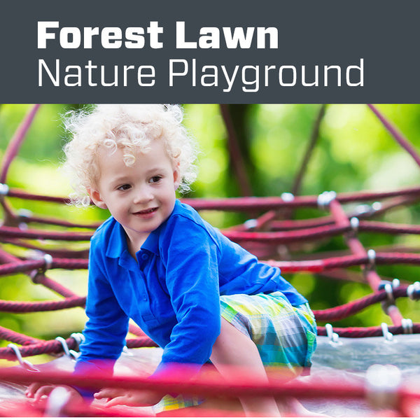 Forest Lawn Library Nature Playground