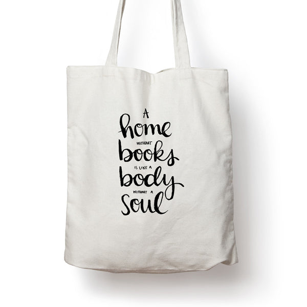 Awesome Typography Tote