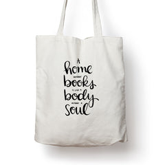 Awesome Typography Tote - Calgary Public Library Store
