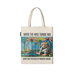 Where the Wild Things Are - Tote Bag - Calgary Public Library Store